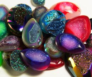 crystal, rocks, and stone image
