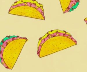 taco, teen life, and lockscreen image