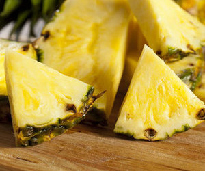 paradise, pineapple, and tropical image