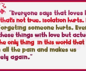 love quotes, romantic quotes, and english quotes image