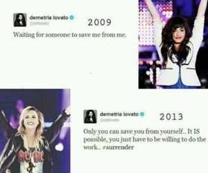 demi lovato, demi, and warrior image