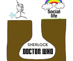 11, doctor who, and life image
