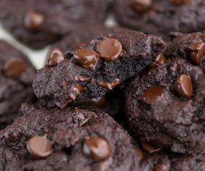 chocolate, Cookies, and cool image