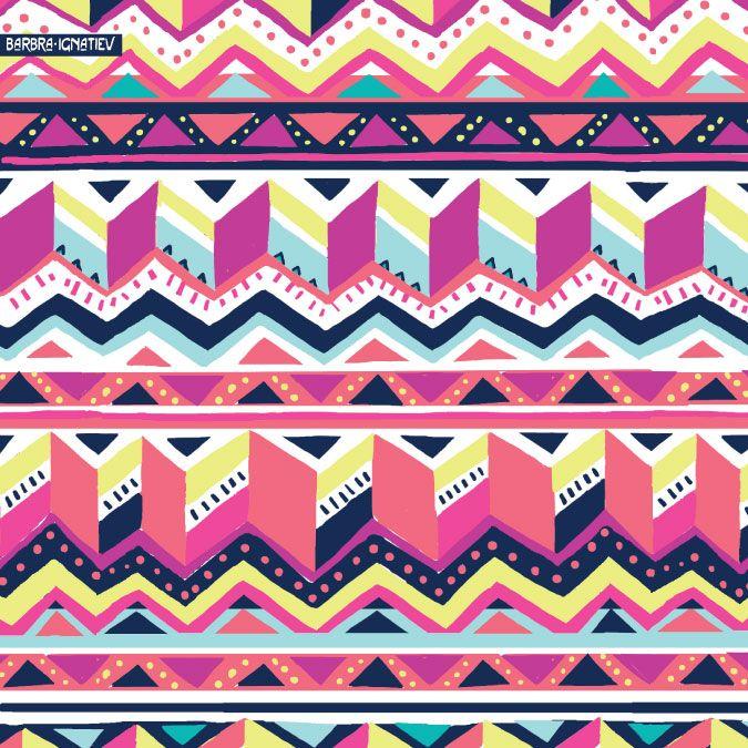 The Download Hotness Tribal Patterns Pinterest