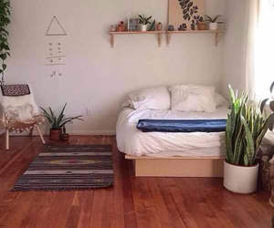 bedroom, room, and urban outfitters image