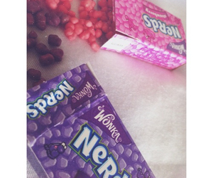 candy, nerds, and wonka image
