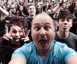 5sos, cauet, and 5 seconds of summer image