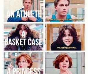 classic, Molly Ringwald, and movie image