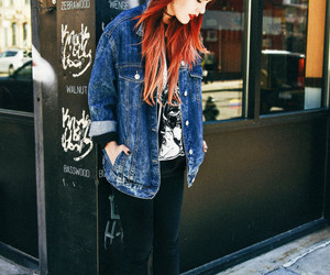 grunge outfit, le happy, and lua p. image