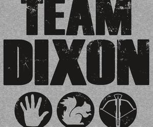 team, dixon, and merle image