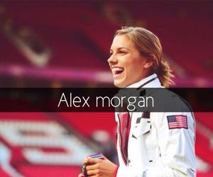soccer and alex morgan image