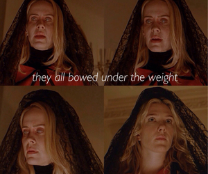 coven, girl, and salem image