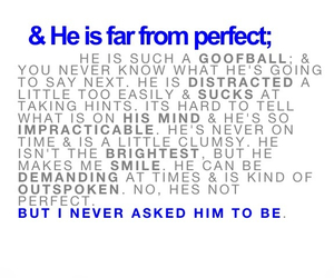 perfect, love, and boy image