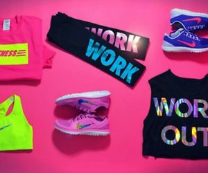 work out in fashion image