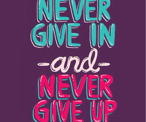 quote, never, and wallpaper image
