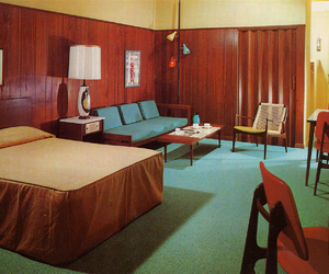 1960's, hotel, and florida image