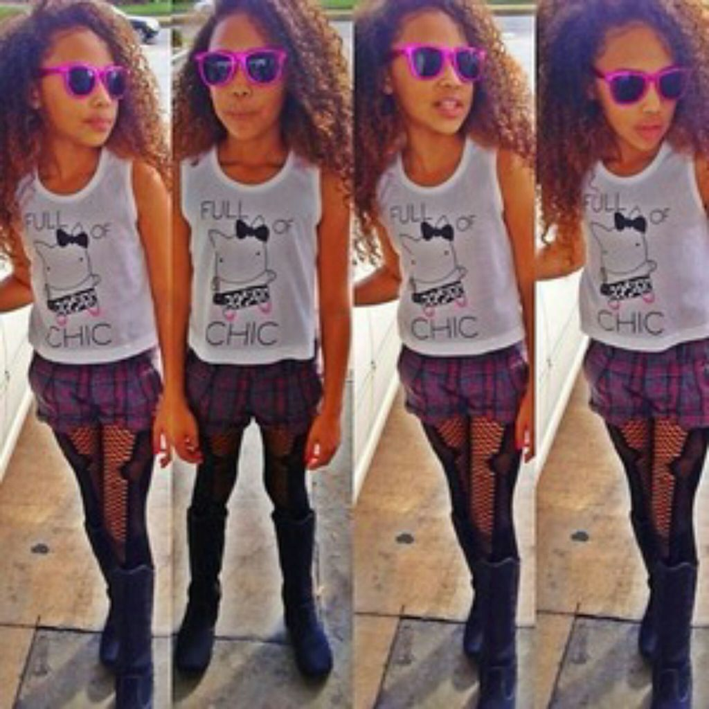 Cute Baby Girl Outfits With Swag