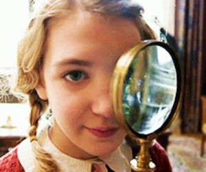 behind the scenes, the book thief, and sophie nelisse image