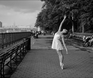 ballet, dance, and ballerina project image