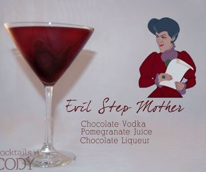 Cocktails, cocktails by cody, and disney cocktails image