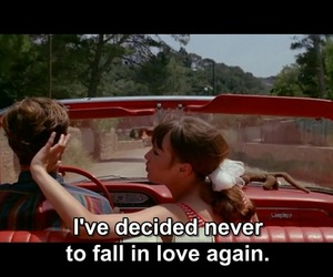 car, movie, and love image