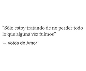 the vow, votos de amor, and amor image