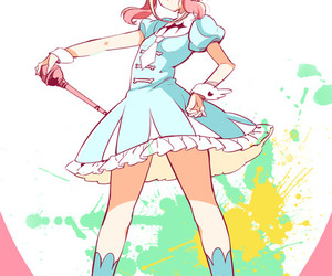 kill la kill and jakuzure nonon image
