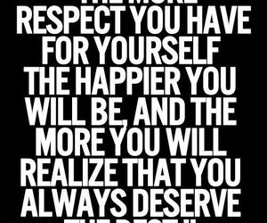 quotes, selfrespect, and selfworth image