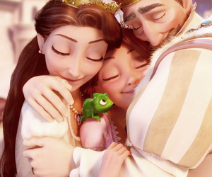 disney, king, and Queen image