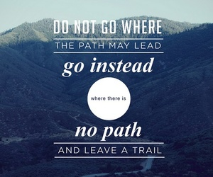 quotes, path, and life image