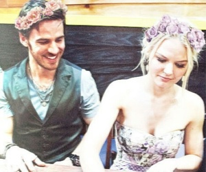 once upon a time, colin o'donoghue, and captain swan image