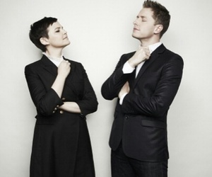 ginnifer goodwin, josh dallas, and once upon a time image