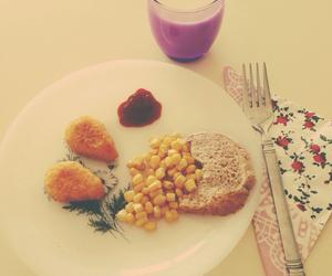 food, health, and purple image