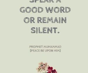 islam, quotes, and silent image