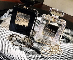 chanel, parfum, and love image