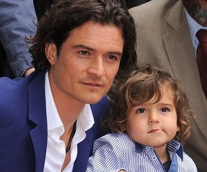 orlando bloom, beautiful, and Walk of Fame image