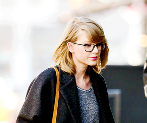 Taylor Swift and glasses image