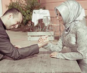 love, muslim, and cute image