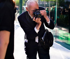 amazing, bill cunningham, and photographer image
