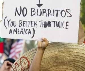 funny, burrito, and mexican image