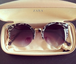 Zara, sunglasses, and fashion image