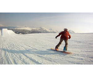 cool, snowboard, and winter image