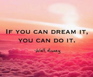 disney and Dream image