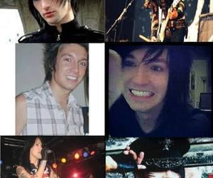 cc, young, and black veil brides image