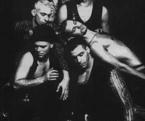 rammstein and metal image