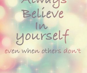 belive, Dream, and quotes image