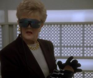 90s, Angela Lansbury, and funny image
