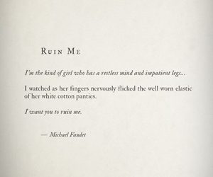 words and michael faudet image
