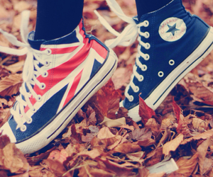 autumn, nice, and converse image
