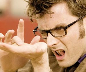 david tennant, tenth doctor, and doctor who image